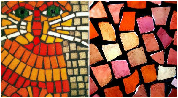mosaic art projects ideas