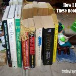 how to create bookends