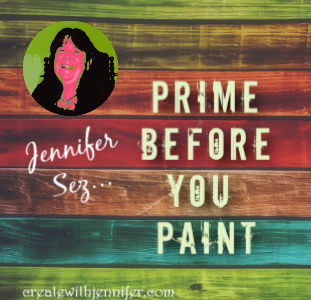 prime before you paint