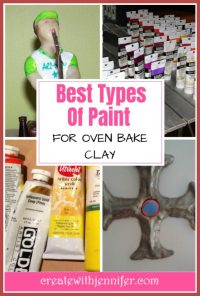 best paint for polymer clay