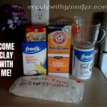 How to DIY Oven Bake Clay From Simple Household Ingredients