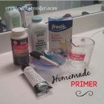 diy homemade primer paint ingredients