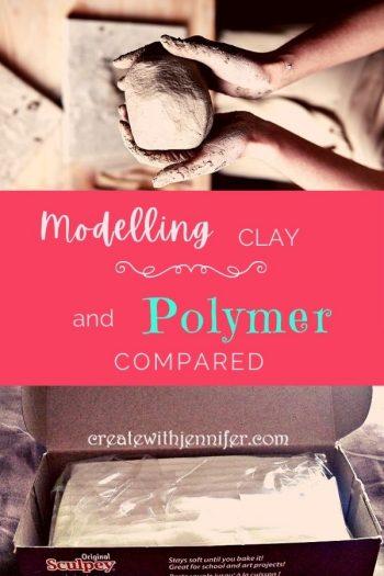 Modelling vs polymer clay