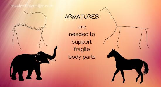 animal armature