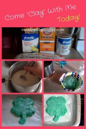 diy oven bake clay recipe