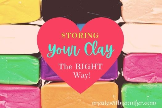 storing clay best practices